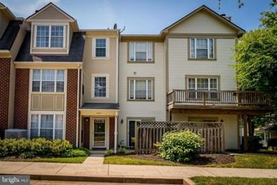 4104 Hunters Hill Circle UNIT 4104, Randallstown, MD 21133 - #: MDBC2007048