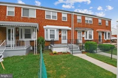 718 Norris Lane, Baltimore, MD 21221 - #: MDBC2009826
