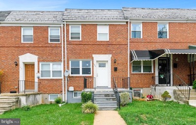 5410 Masefield Road, Baltimore, MD 21229 - #: MDBC2009932