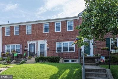 1816 Edgewood Road, Baltimore, MD 21286 - #: MDBC2010242