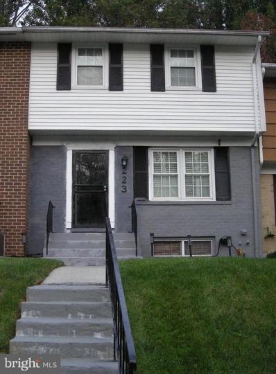 223 Cedarmere Circle, Owings Mills, MD 21117 - #: MDBC2010426