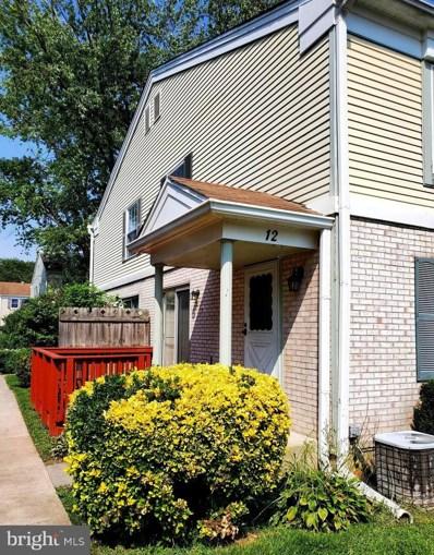 12 Falls Chapel Way UNIT B, Reisterstown, MD 21136 - #: MDBC2011278