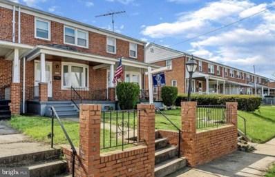 427 Torner, Baltimore, MD 21221 - #: MDBC2011308