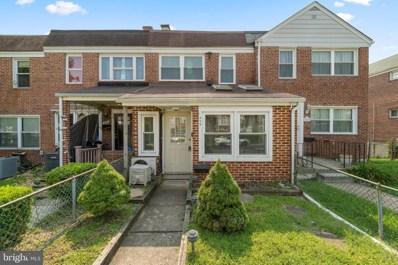 959 Dalton Avenue, Baltimore, MD 21224 - #: MDBC2011462
