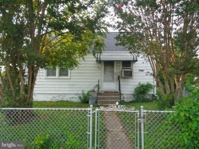 802 N Woodlynn Road, Baltimore, MD 21221 - #: MDBC2011532