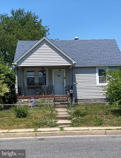 6736 Railway Avenue, Baltimore, MD 21222 - #: MDBC2011568