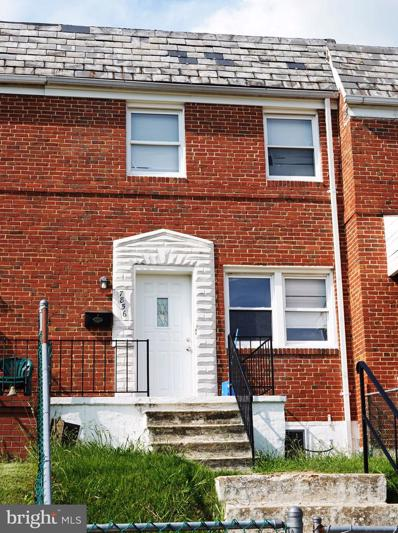 7856 Wynbrook Road, Baltimore, MD 21224 - #: MDBC2011632