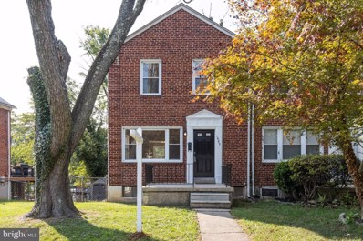 1685 Kirkwood Road, Gwynn Oak, MD 21207 - #: MDBC2011740