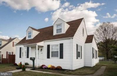 7201 York Drive, Baltimore, MD 21222 - #: MDBC2011790