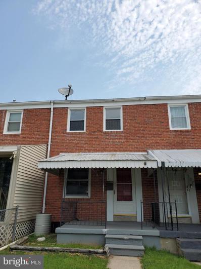 105 Kingston Road, Baltimore, MD 21220 - #: MDBC2011914