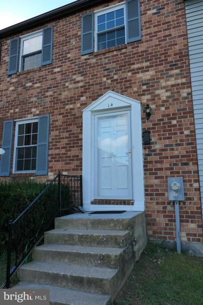 14 Ritters Ridge Court, Owings Mills, MD 21117 - #: MDBC2011994