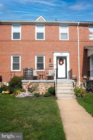 35 Briarwood Road, Baltimore, MD 21228 - #: MDBC2012116