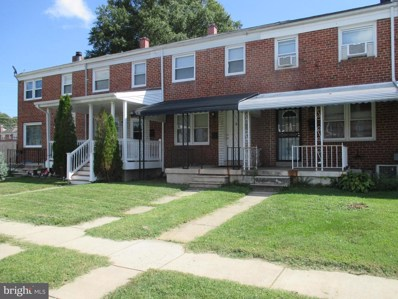 2138 Graythorn Road, Baltimore, MD 21220 - #: MDBC2012370