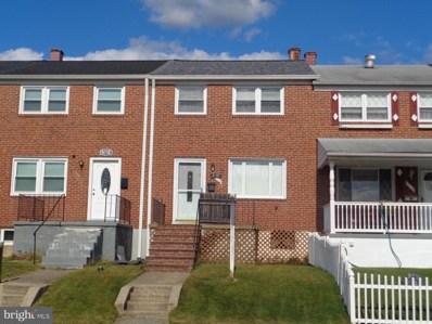 9734 Conmar Road, Baltimore, MD 21220 - #: MDBC2013894