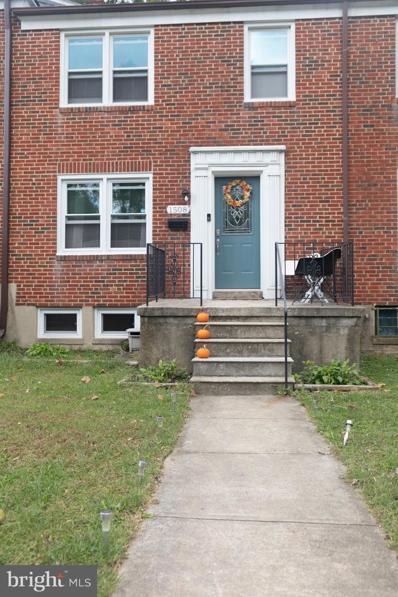 1508 N Forest Park Avenue, Baltimore, MD 21207 - #: MDBC2014098