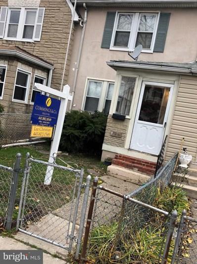 124 Patapsco Avenue, Baltimore, MD 21222 - #: MDBC237474
