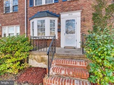303 Overbrook, Baltimore, MD 21212 - MLS#: MDBC254512