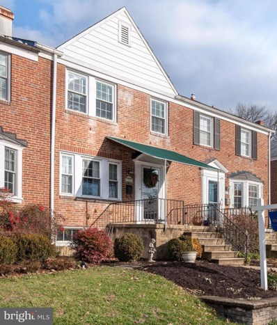 124 Overbrook Road, Baltimore, MD 21212 - #: MDBC292914