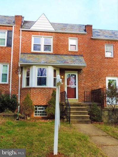 51 N Belle Grove Road, Baltimore, MD 21228 - #: MDBC294544