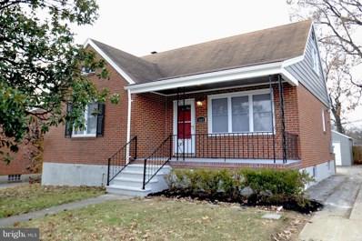 1604 Chesaco Avenue, Baltimore, MD 21237 - MLS#: MDBC309018