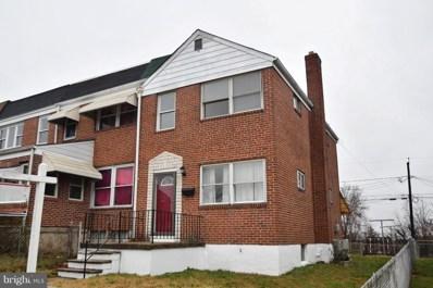 927 Elton Avenue, Baltimore, MD 21224 - #: MDBC330204