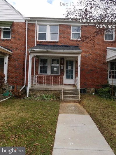 5 Shady Nook Avenue, Baltimore, MD 21228 - #: MDBC330250
