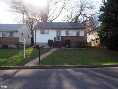 5909 Franklin Avenue, Gwynn Oak, MD 21207 - #: MDBC330280