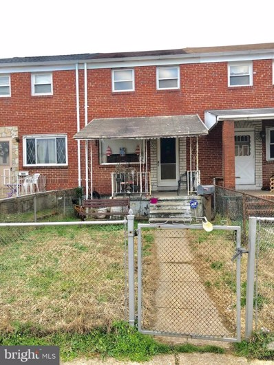 1921 Inverton Road, Baltimore, MD 21222 - #: MDBC330794