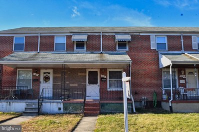 1014 Middleborough Road, Baltimore, MD 21221 - #: MDBC331004