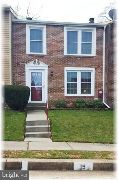 15 Hoban Court, Baltimore, MD 21236 - #: MDBC331012