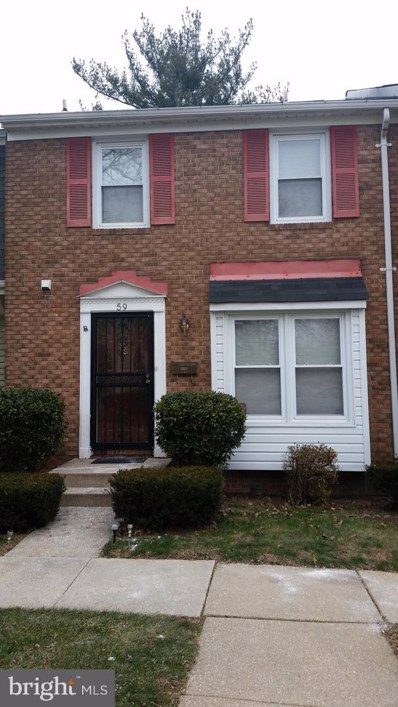 59 Mountain Green Circle, Baltimore, MD 21244 - #: MDBC331350