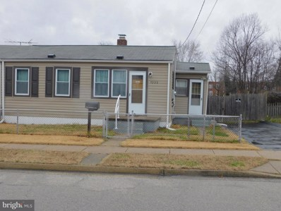 7222 Martell Avenue, Baltimore, MD 21222 - #: MDBC331522