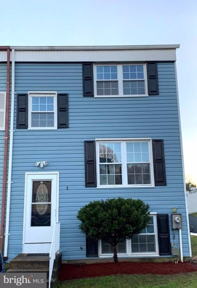 1 Bohn Court, Baltimore, MD 21237 - #: MDBC331622