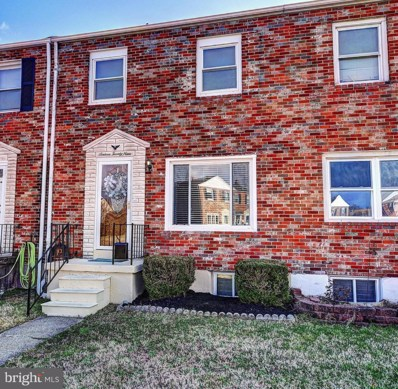 1629 Gray Haven Court, Baltimore, MD 21222 - #: MDBC331958