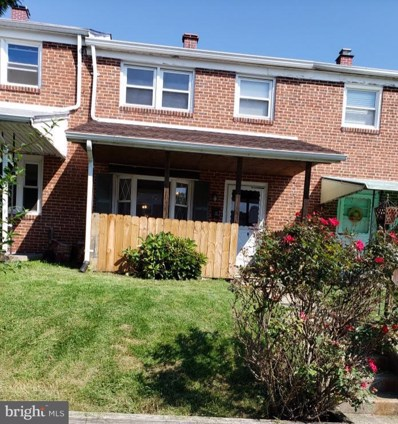 819 Lannerton Road, Baltimore, MD 21220 - #: MDBC332140