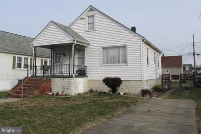 1933 Walnut Avenue, Baltimore, MD 21222 - #: MDBC332298
