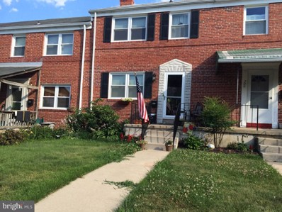 707 Eastshire Drive, Baltimore, MD 21228 - #: MDBC332588