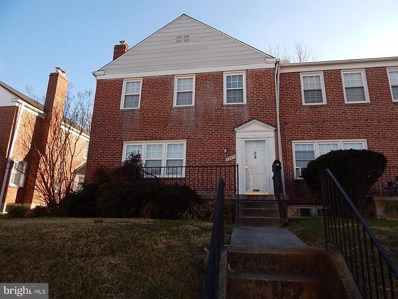 1868 Edgewood Road, Towson, MD 21286 - MLS#: MDBC332616