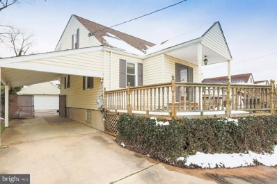 529 45TH Street, Baltimore, MD 21224 - MLS#: MDBC332708