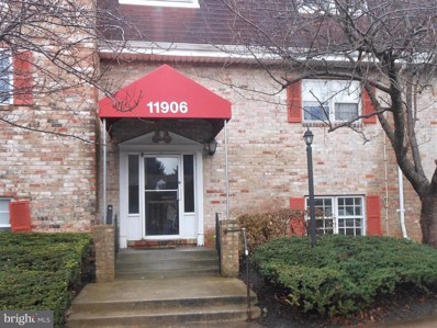 11906 Tarragon Road UNIT D, Reisterstown, MD 21136 - MLS#: MDBC332948