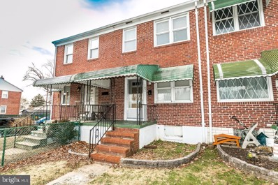 102 Wiltshire Road, Baltimore, MD 21221 - #: MDBC333392