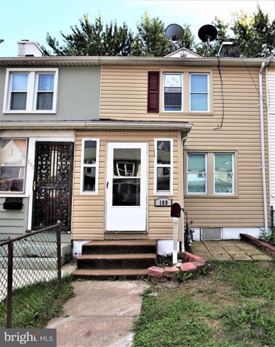 109 Patapsco Avenue, Baltimore, MD 21222 - #: MDBC346360