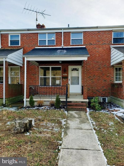3003 Vulcan Road, Baltimore, MD 21222 - #: MDBC382104