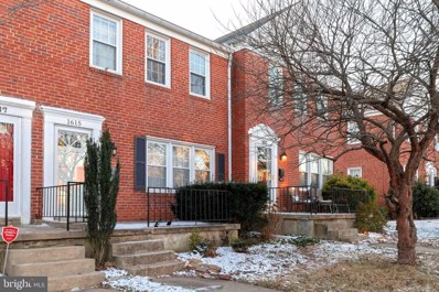 1615 Glen Keith Boulevard, Baltimore, MD 21286 - MLS#: MDBC382262