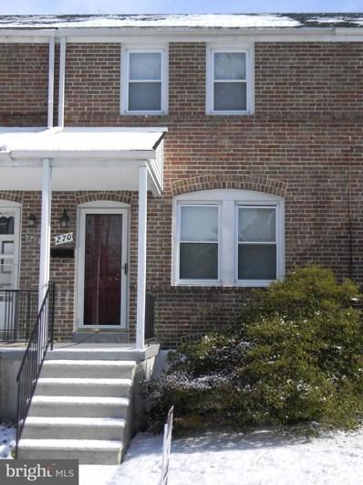 270 E Susquehanna Avenue, Baltimore, MD 21286 - #: MDBC382396