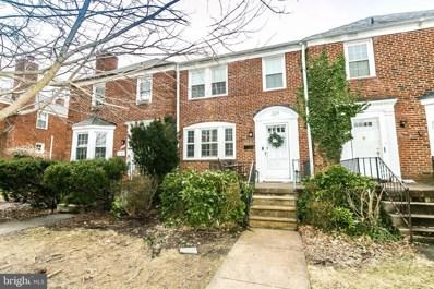 229 Gaywood Road, Baltimore, MD 21212 - #: MDBC406924