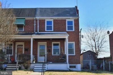 6941 Bank Street, Baltimore, MD 21224 - #: MDBC432018