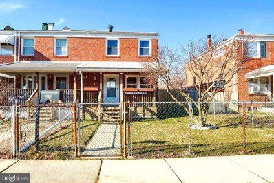 4034 Saint Monica Drive, Baltimore, MD 21222 - #: MDBC432126