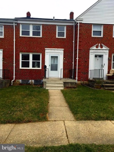 1221 Newfield Road, Baltimore, MD 21207 - #: MDBC432586