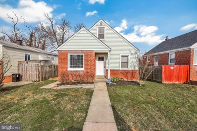 1106 Mcadoo Avenue, Baltimore, MD 21207 - #: MDBC433190